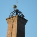 Tesla's Wardenclyffe Laboratory: Chimney and Ornamental Cap