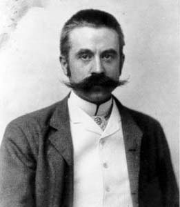 Stanford White, ca. 1892